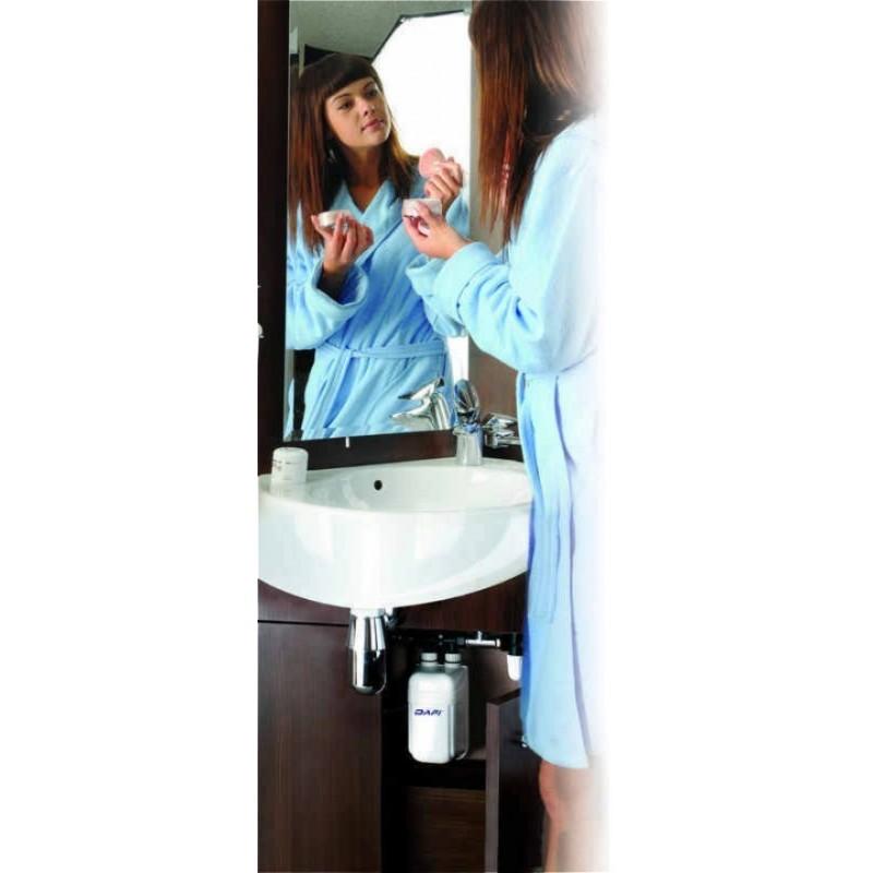 Peque o calentador de agua monof sico dafi 5 5 kw 230 v - Calentador electrico pequeno ...