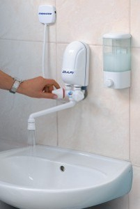 Instantaneous Water Heater >> Over sink water heater - Dafi electric water heaters IPX5 above sink - Electric Instantaneous ...