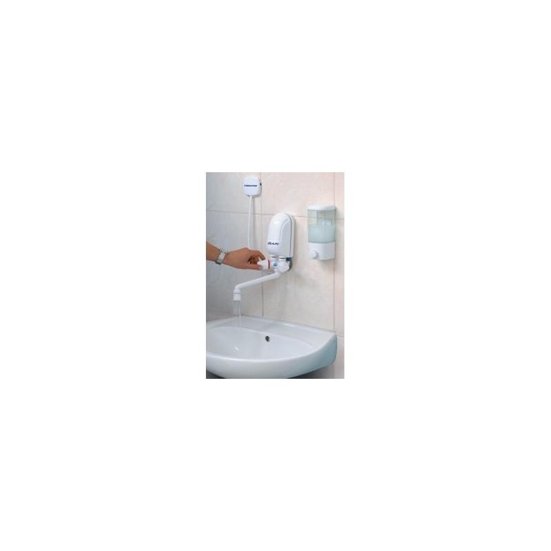 Peque o calentador de agua monof sico dafi 3 7 kw 230 v - Calentador electrico pequeno ...