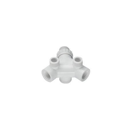Cuerpo del grifo DAFI - color blanco