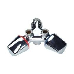 Conjunto de grifo DAFI de latón sin caño de salida