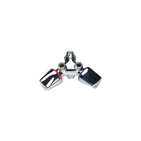 Dafi monobloc without running spout - brass
