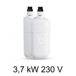 Calentador de agua DAFI de 3.7 kW 230 V (monofásico) sin batería (solamente el elemento de calefacción)