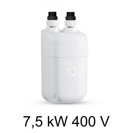 Chauffe-eau DAFI 7,5 kW 400V (biphasé) sans robinet (élément de chauffe seul)