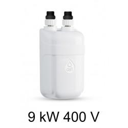 Calentador de agua DAFI de 9 kW 400 V (bifásica) sin batería (solamente el elemento de calefacción)