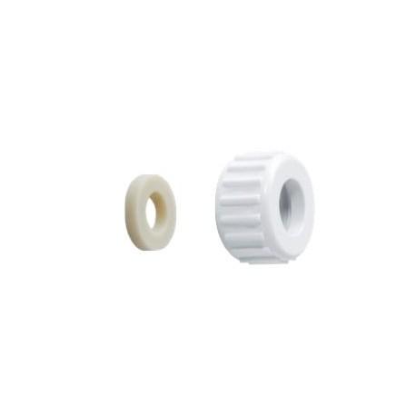 Dafi IPX4 water heater nut. Thread M18x2