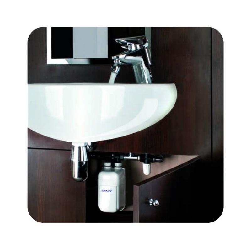 der einphasige kleindurchlauferhitzer dafi 5 5 kw 230 v. Black Bedroom Furniture Sets. Home Design Ideas