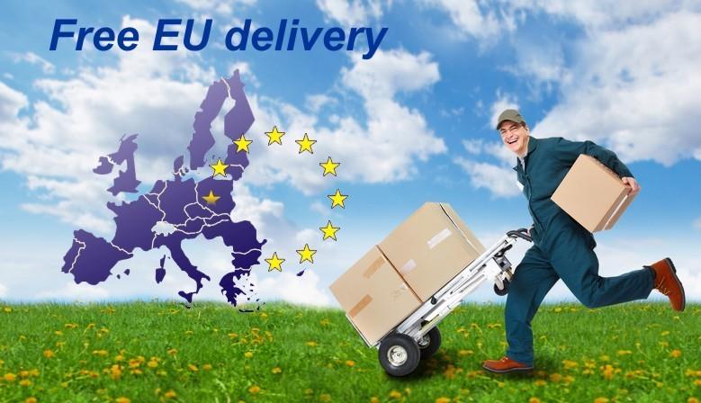 Gli scaldacqua Dafi offrono la consegna gratuita a livello UE