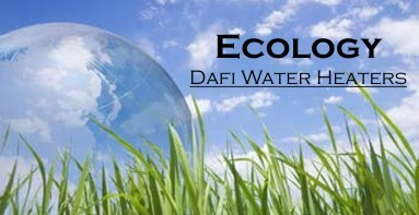 Ecology Dafi water heaters